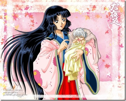 Inuyasha's Mother
