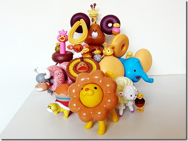 Mr. Donut Animals